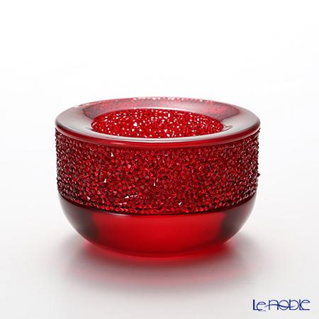 Swarovski Shimmer Tea Light, Red SWV5-108-879