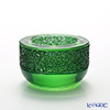 Swarovski 'Shimmer / Green' SWV5108880 Tea Light Candle Holder 6.5xH4cm