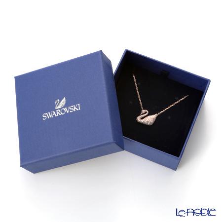 Swarovski 'Swan / White' Rose Gold SW5121597 Pendant 44cm