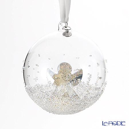 Swarovski Christmas Ball Ornament, Annual Edition 2015 SWV5-135-821 [Limited Edition 2015]