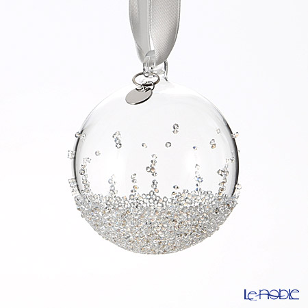スワロフスキー クリスマスボール オーナメント スモール SWV5-135-841 (2015年度限定品)