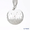 Swarovski Christmas Ball Ornament, small SWV5-135-841 [Limited Edition 2015]