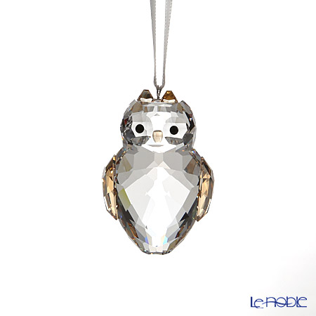 Swarovski Owl Ornament SWV5-135-848