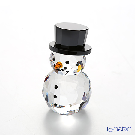 Swarovski Snowman with Hat SWV5-135-852
