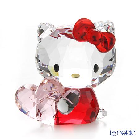 スワロフスキー Hello Kitty Pink HeartSWV5-135-886