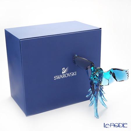 スワロフスキー オウム(ブルー)SWV5-136-775