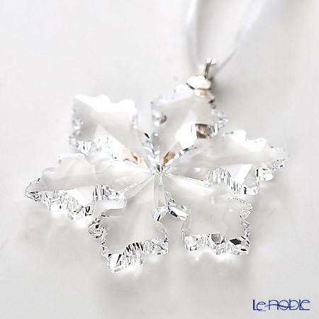 Swarovski Little Snowflake Ornament, Annual Edition 2016 SWV5-180-211