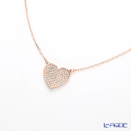 スワロフスキー ネックレス Cupid Small(ローズゴールド)SW5198939