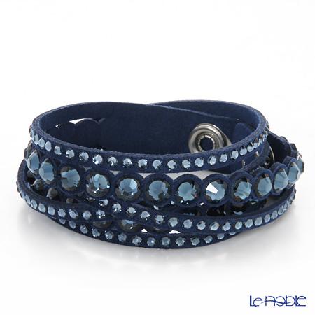 スワロフスキー ブレスレット スレイク Dot(ブルー)SW5201118