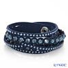 スワロフスキー ブレスレット スレイク Dot(ブルー) SW5201118