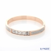 Swarovski Bangle ethics (rose gold) size M SW5202244