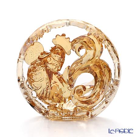 スワロフスキー 干支コレクション 酉 ルースター Gold Tone SWV5-213-550 2017年