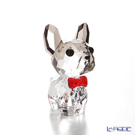 スワロフスキー Puppy Bruno フレンチブルドッグ SWV5-213-639