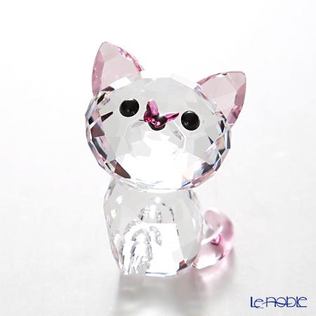スワロフスキー Kitten Millie(アメリカンショートヘア)SWV5-223-597