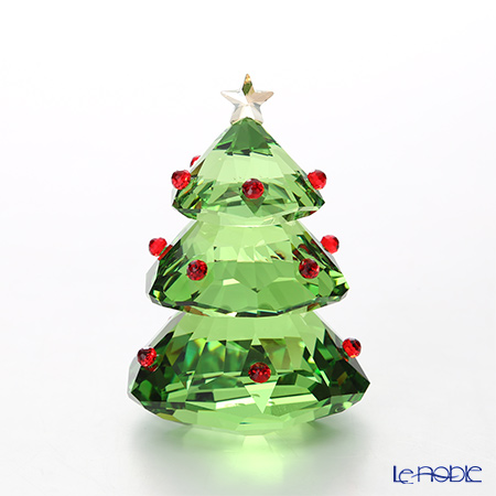 Swarovski Christmas Tree, Green SWV5-223-606
