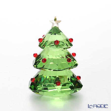 スワロフスキー クリスマスツリー グリーン SWV5-223-606