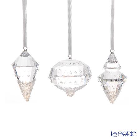 Swarovski Christmas Ornaments (Set of 3) SWV5-223-618