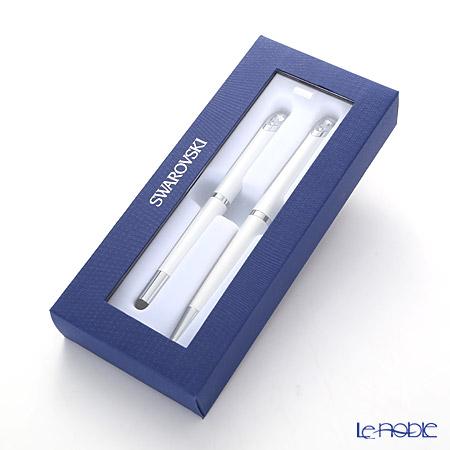 スワロフスキー Crystal Starlight ボールペン&タッチペンセット(ホワイト)SW5224364