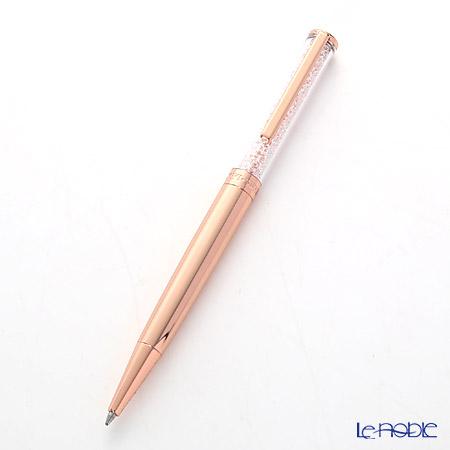 スワロフスキー Crystalline ボールペン(ローズゴールドトーン) SWV5-224-390