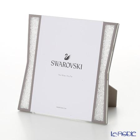 スワロフスキー Crystalline フォトフレーム(L)SWV5-236-080