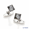 Swarovski cufflinks fire (dark grey) SW5236089