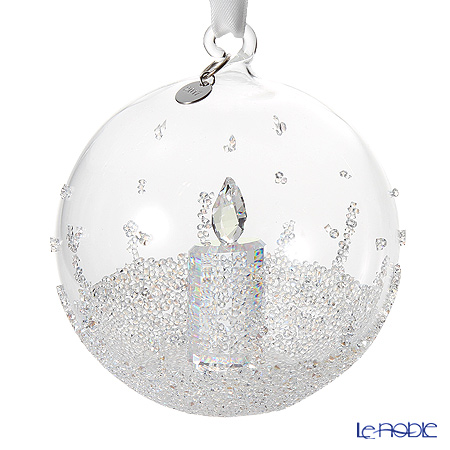 Swarovski Christmas Ball Ornament, Annual Edition 2017 SWV5-241-591 17AW