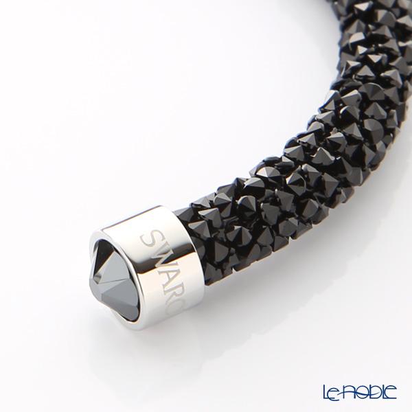 スワロフスキー バングル クリスタルダスト(ブラック) M/SSW5250073