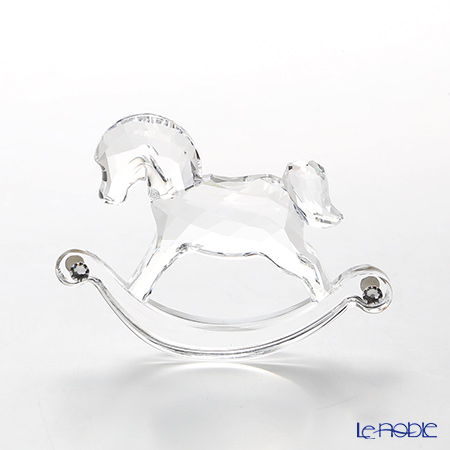Swarovski 'Rocking Horse (Baby)' SWV5257801 [2017] Decoration Object H4cm