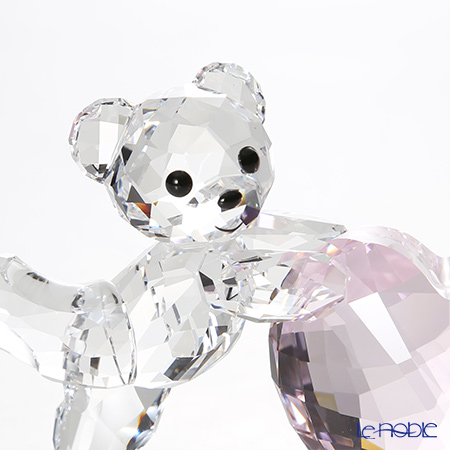 スワロフスキー Kris Bear Pink HeartSWV5-265-323
