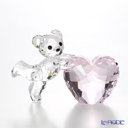 スワロフスキー Krisベア Pink HeartSWV5-265-323