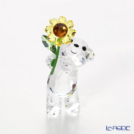 スワロフスキー Kris Bear A Sunflower for YouSWV5-268-764