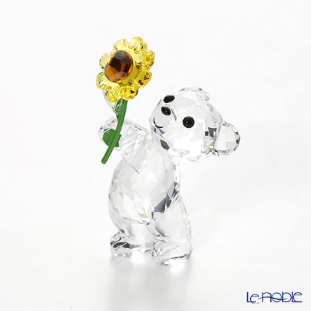 スワロフスキー Kris Bear A Sunflower for You SWV5-268-764
