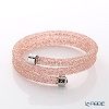 Swarovski Bangle Crystal dust double (rose) m/s SW5273640