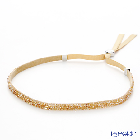 Swarovski Choker Crystal dust gold SW5279166
