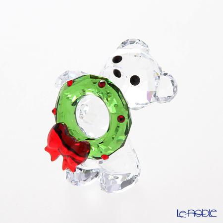 スワロフスキー クリスマス クリスベア SWV5-286-159 17AW(2017年度限定品)