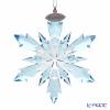 Swarovski 'Disney - Frozen Snowflake' Blue SWV5286457 [2017] Ornament 10cm