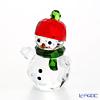 スワロフスキー スノーマンと赤い帽子SWV5-288-205 17AW