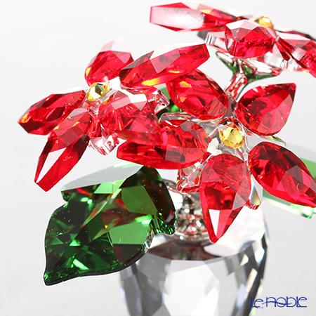 838216f42 Le noble - Swarovski Poinsettia, small SWV5-291-023 17AW