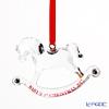 スワロフスキー ベビーファースト クリスマスオーナメントSWV5-297-124 17AW 2017年度限定生産品