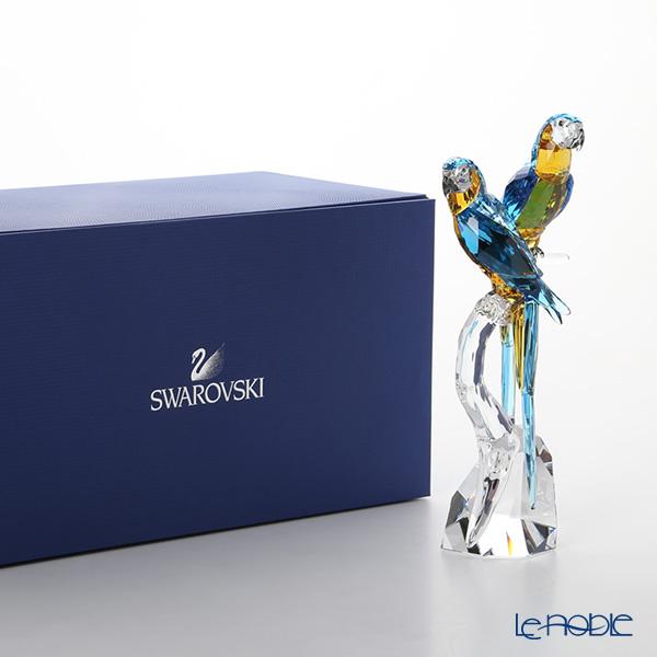 スワロフスキー コンゴウインコSWV5-301-566 18SS