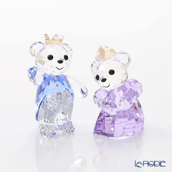スワロフスキー Kris Bear PRINCE & PRINCESS SWV5-301-569 18SS