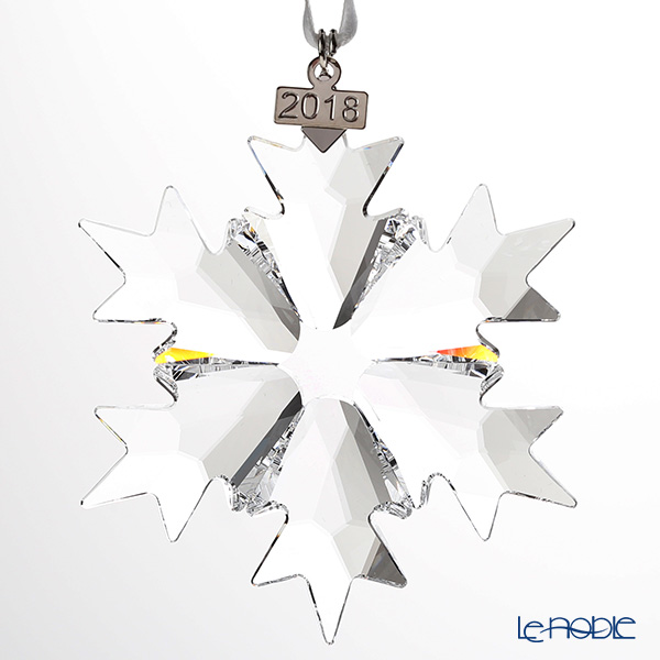 スワロフスキー クリスマスオーナメント SWV5-301-575 18SS(2018年度限定生産品)