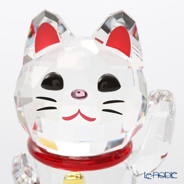 スワロフスキー 招き猫SWV5-301-582 18SS