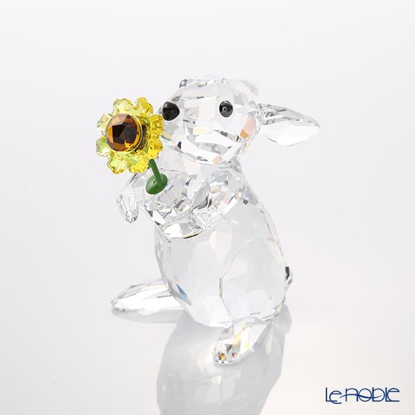 スワロフスキー ウサギとヒマワリ SWV5-301-583 18SS