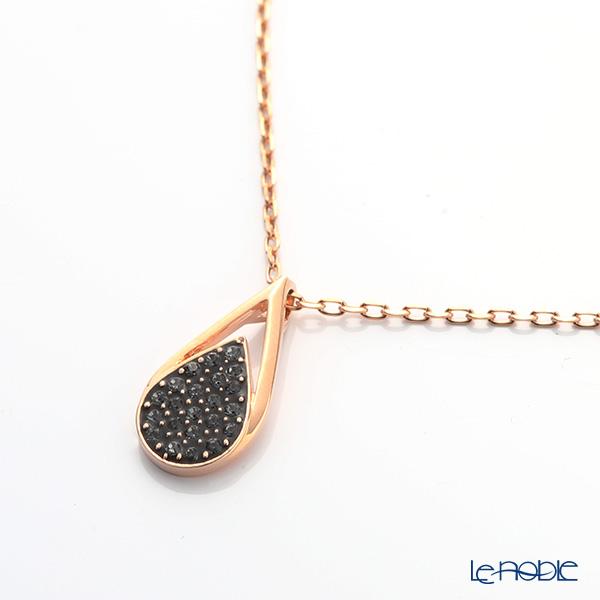 Swarovski pendant ginger PEAR (grey/rose) SW5302186 17AW