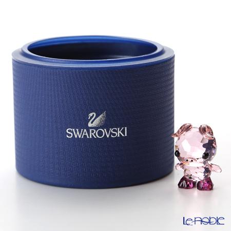 スワロフスキー 干支コレクション Determined PigSWV5-302-557 17AW