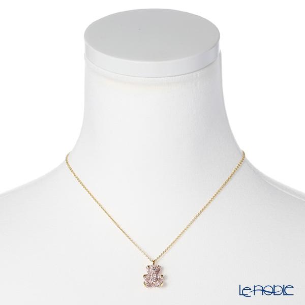 Swarovski 'Teddy / Pink' Rose Gold SW5345683 [2018] 3D Pendant 43cm