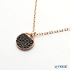 Swarovski 'Ginger - Gray' Rose Gold SW5347296 [2017] Pendant 44cm