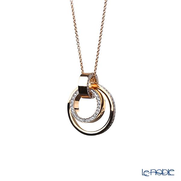 Swarovski 'Hollow / White' Rose Gold SW5349418 [2017] Pendant 74cm