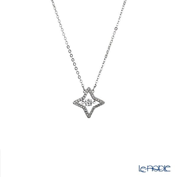 Swarovski 'Sparkling Dance - Small Star / White' Rhodium SW5349654 [2017] Pendant 44cm